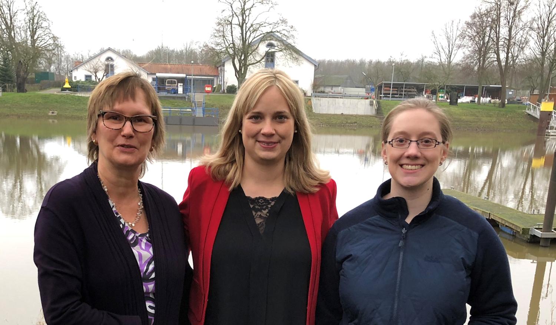 Wahlkreisteam von Marja-Liisa Völlers